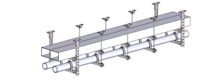 装配式管廊支吊架