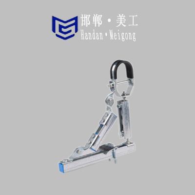 抗震支架-单管侧向支架