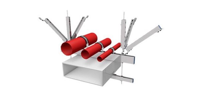 抗震支架的的避让原则有哪些?