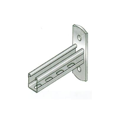管廊综合支架托臂C型钢国标现货厂家展宇制造