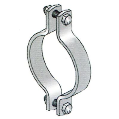 消防管道抗震支吊架O型管卡抱箍纯国标现货厂家
