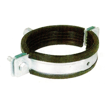 抗震支吊架配件重型管卡抱箍国标现货厂家展宇制造