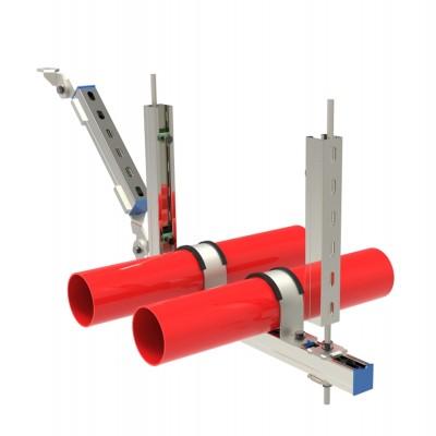 抗震支架厂家,专供水管抗震支架,型号齐全