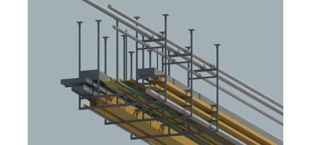 装配式支吊架的平衡结构原理介绍