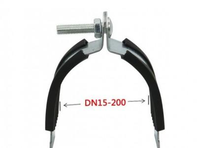 抗震支架P型管夹