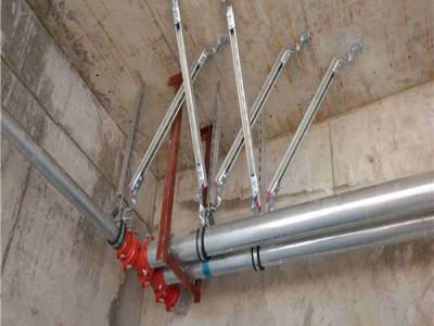 暖通设备抗震支架