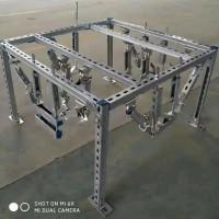 抗震支架,热浸锌C型钢,镀锌板C型钢,厂家直供 热镀锌型钢